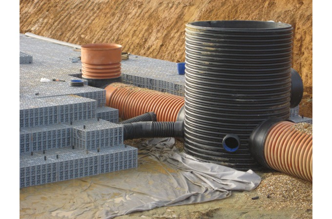 Polypipe Civils Drainage And Below Ground Drainage
