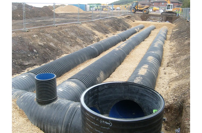 Polypipe Civils Piping Drainage And Below Ground Drainage