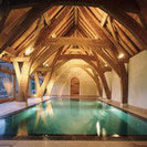 Oak Framed Swimming Pool