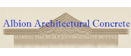 Logo of Albion Architectural Concrete