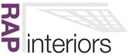 Logo of RAP Interiors