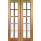 Hardwood GTP French Door