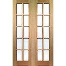 Hardwood GTP French Door