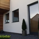 Aluminium windows & door