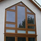 Timber fixed panels