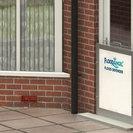 Single Door Barrier