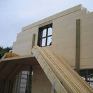Construction of a Gable Wall