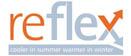 Reflex Glass logo