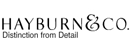 Logo of Hayburn & Co