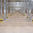 Protection for pallet racking