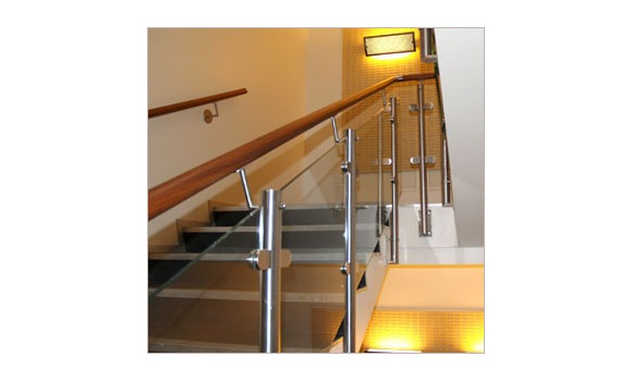 Swr stainless steel balustrade systems