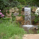Rockery Waterfall