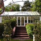 Bespoke Conservatory with feature arches