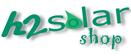 Logo of H2 Solar Shop