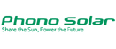 Logo of Phono Solar