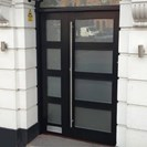 BespokeExternal Hardwood Door