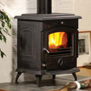Traditional Log Burner