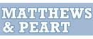 Logo of Matthews & Peart Ltd