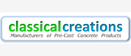 Logo of Classical Creations