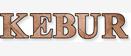 Logo of Kebur Garden Materials