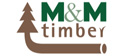 M & M Timber Ltd Logo