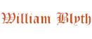 Logo of William Blythe