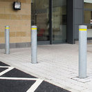 Kenton Galvanised Steel Bollards