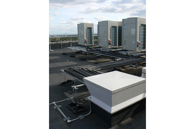 Flat Roof Support Systems; PP3 ...