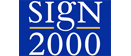 Logo of Sign 2000