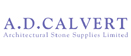 Logo of A.D.Calvert Architectural Stone Supplies Ltd