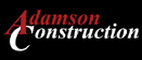 Logo of Adamson Construction