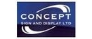 Logo of Concept Sign & Display Ltd