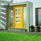 MODO by Apeer yellow door