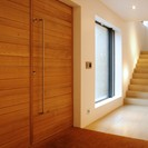 rondo door and half E90 in euro oak