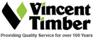 Logo of Vincent Timber Ltd
