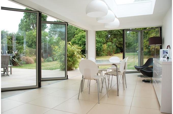 Sunfold sliding folding doors ... & Sunfold Systems: Door Furniture And Ironmongery pezcame.com